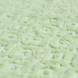 最高吸収の昇進のJacquardedの綿のテリーの表面/浴室タオル