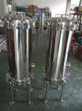 Filtre d'eau de cinq cartouches avec le système de RO