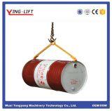 Capacidade de carga mais tirantes do cilindro de 1000 libras