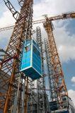 Ascenseur d'élévateur de grue pour la grue à tour