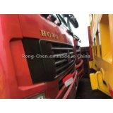 Carro de vaciado de Sinotruck HOWO 8*4 del cargamento a Dar es Salaam
