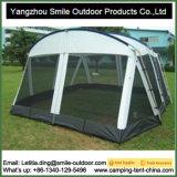 Tente de tunnel de famille de caravane de moustique de photographie de qualité grande