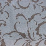 Tissu de rideaux en polyester de sens de modèle de jacquard de qualité