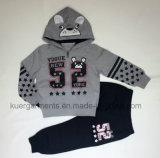 Moda Kids Boy Sportswear Suit para roupa infantil