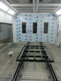Wasser-Vorhang-Farbanstrich-Raum