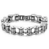 2017 bracelet d'acier inoxydable du charme 316L d'hommes de bijou de mode