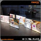 Tela/materia textil de aluminio de Frameless que hace publicidad del rectángulo ligero