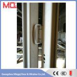 De Deur van Bifold van het Aluminium van China met Aangemaakt Glas