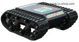Chassi de controle remoto do robô da esteira rolante de borracha (K01SP10MCCS2)