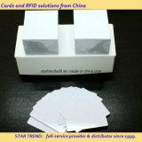 [كرديت كرد] حجم سهل بيضاء [بفك] بطاقة مناسبة لأنّ نافث حبر