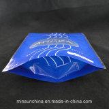 Пластичный раговорного жанра Ziplock мешок застежки -молнии упаковки еды с окном