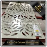 Het decoratieve Comité van de Omheining van het Aluminium van het Blad van de Kwaliteit van de Prijs van de Fabriek Beste Metaal Geperforeerde