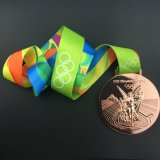BSCI 공장 Suuply 주문 금속 스포츠 메달