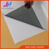 Adhesivo removible ventana de película de PVC unidireccional de la visión