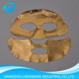 La feuille de masque ou le masque protecteur faciale pour le massage facial de masque de miel composent des produits