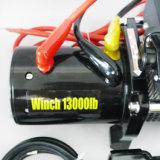 セリウム(13000lb/5443kg)が付いているSUV 4X4のトラックのウィンチの電気ウィンチ