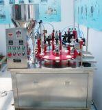 Relleno del tubo de Fgf y máquina plásticos del lacre