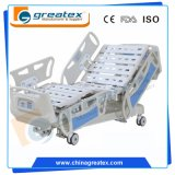 Утяжеляющ больничную койку 7 множественных функций электрическую для комнаты ICU с УПРАВЛЕНИЕ ПО САНИТАРНОМУ НАДЗОРУ ЗА КАЧЕСТВОМ ПИЩЕВЫХ ПРОДУКТОВ И МЕДИКАМЕНТОВ Ce (GT-BE5039)