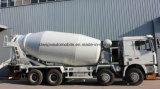 Camion de la colle des mètres cubes 18m3 de Shacman 18 45 tonnes de camion de mélangeur