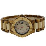 Reloj de madera colorido modificado para requisitos particulares del reloj