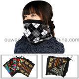 형식 곰에 의하여 인쇄되는 다기능 온난한 뜨개질을 하는 관 목 온열 장치 스카프