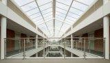 Traliewerk van het Dek van Noord-Amerika het Standaard/het Traliewerk van het Glas Frameless