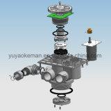 Zylinder-Form-automatische zentrale inländische Wasser-Reinigungsapparat-Maschine