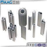 Profil professionnel d'aluminium de produit de constructeur et d'allumeur