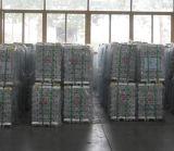 Precio del lingote del cinc del alto grado, lingote 99.99% de la aleación del cinc por tonelada en la venta al por mayor de China
