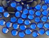 Cristal cristalino del vidrio del grano de cristal 6m m de los Rhinestones austríacos al por mayor (FB-Zafiro 6m m)