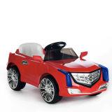 아이들의 장난감 차에 전기 탐 - 빨강
