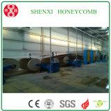 Hcm-1600 máquina de alta velocidad de papel de nido de abeja