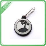 Keyring Zinc-Alloy Keychain da promoção na corrente chave do metal para o presente