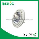 GU10 G53 Lampen-Unterseite AR111 helles 15W mit preiswertem Preis