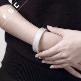 Promotie Juwelen 925 van de Manier Zilveren Netto Open Armband voor Meisje
