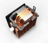 Ccr34A CPU-Kühler mit kupfernem Wärme-Rohr mit Zustimmungen