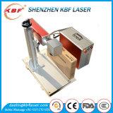 Engraver da tavolino del laser della fibra 20W della maniglia su metallo con il dispositivo
