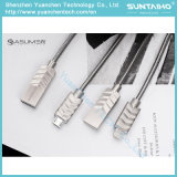 2017 봄 Samsung 또는 Xiaomi/Huawei 인조 인간 전화를 위한 마이크로 USB 비용을 부과 케이블