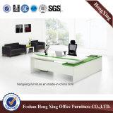 Mesa executiva do escritório moderno da tabela do metal do projeto da mobília de escritório (HX-5DE186)