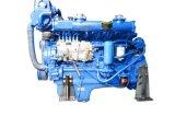 6 Grote Output van de Motoren van de cilinder de Mariene voor Verkoop
