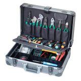 Aluminiumlegierung-Präzisions-Instrument-Kasten-Aluminiumlegierung-Shockproof Werkzeugkasten