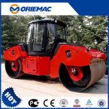 13トンXcmの販売のための油圧二重ドラム道ローラーXd132