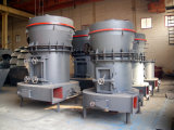 Máquina de moedura do pó de Mtm da capacidade elevada