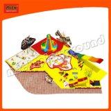 Спортивная площадка игрушки малышей пластичная мягкая крытая для детей 6622A
