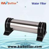Stérilisation 800L/H particulier d'acier inoxydable de filtre d'eau d'ultra-filtration