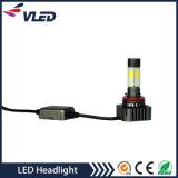 Venta al por mayor Tipo V8 40W LED de los faros, faros, cabeza de la lámpara Bombillas