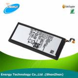 Batterie initiale de téléphone mobile de qualité pour le bord de la galaxie S7 de Samsung
