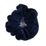 Buntes Gewebe-Haar Scrunchies für Mädchen