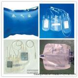 Plastik-Belüftung-ledernes Gewebe-Hochfrequenzschweißgerät (für die Beutelschuh-Regenmantelherstellung)