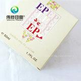 여자 향수 포장 인쇄를 위한 우아한 상자